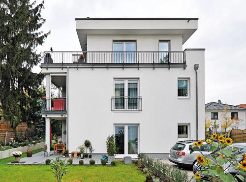 Doppel- und Mehrfamilienhaus